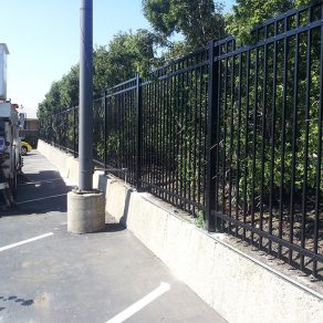 wrought iron fence concept if looking for skilled fence contractor in Lansing
