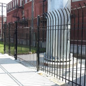 fencing solution concept for Crown Point fence repair and maintenance