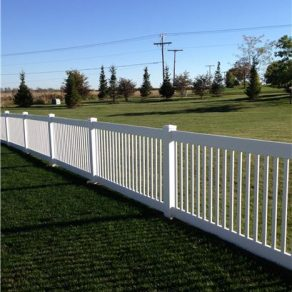 residential community grounds when needing a quick solution to fencing contact fence company in Homer Glen
