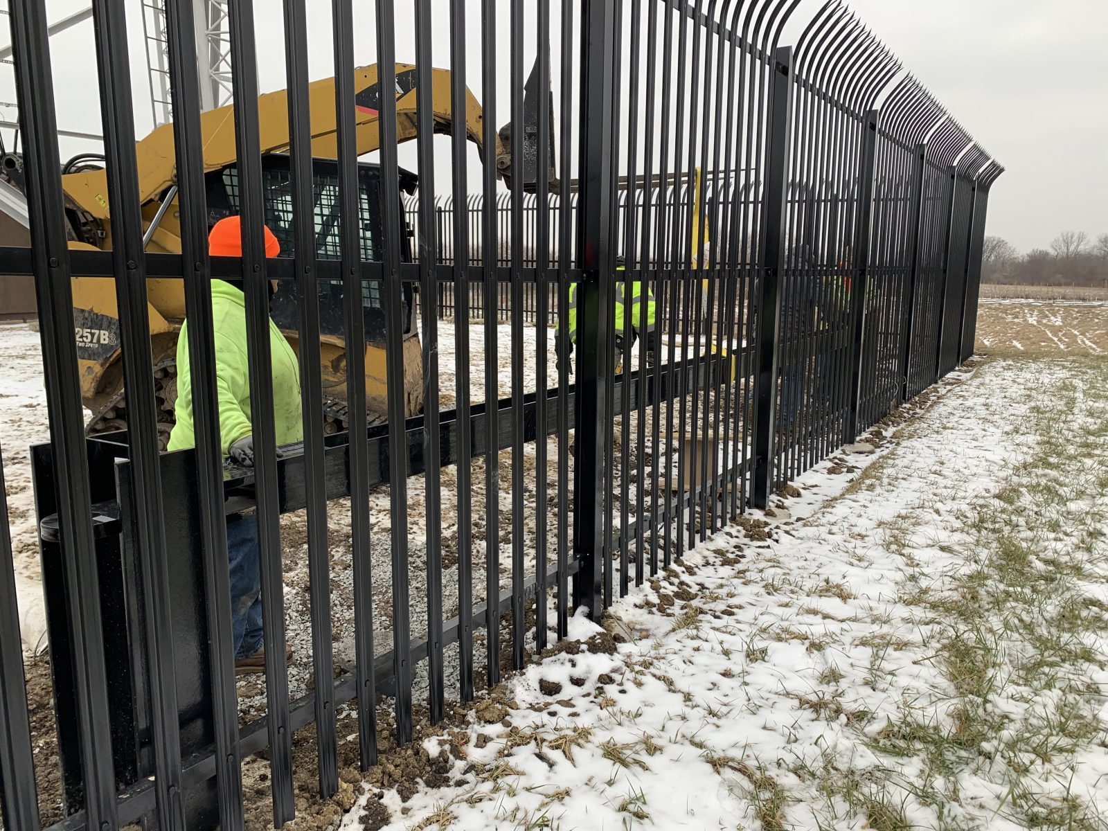 Industrial Fence Masters